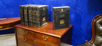 1844 Ordinance Survey of Ireland 6 Bound Volumes for Auction at Hegartys on 3rd April 2016