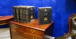 1844 Ordinance Survey of Ireland 6 Bound Volumes for Auction - Price Realised €8200